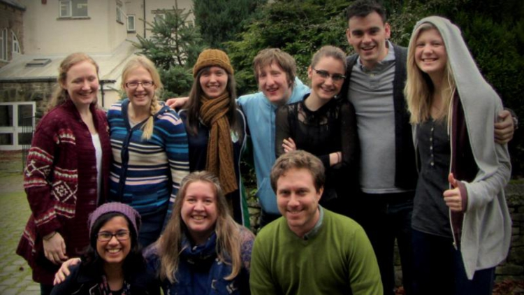 CAFOD young leaders group prepare to head off to World Youth Day in Brazil.