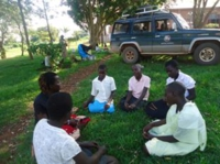 Blenda Uganda HIV support group