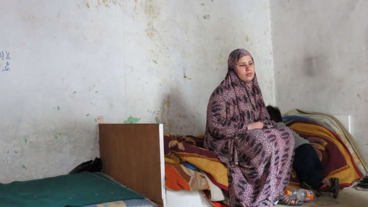 Rosan is one of more than seven million Syrian refugees who have fled the fighting.
