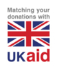 Matching your donations with UK aid