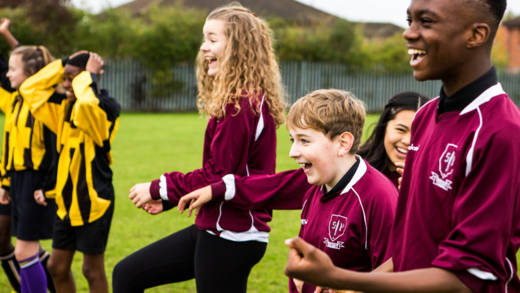 Football fundraisers for CAFOD