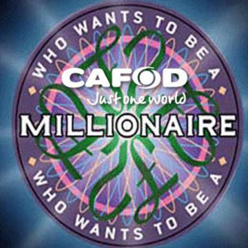 Introduction to CAFOD quiz.