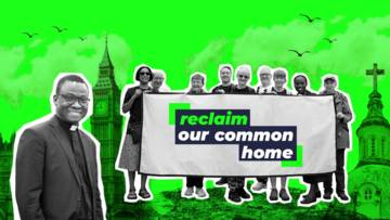 Set up a Parliament in your Parish and tell your MP why we need to reclaim our common home in 2021