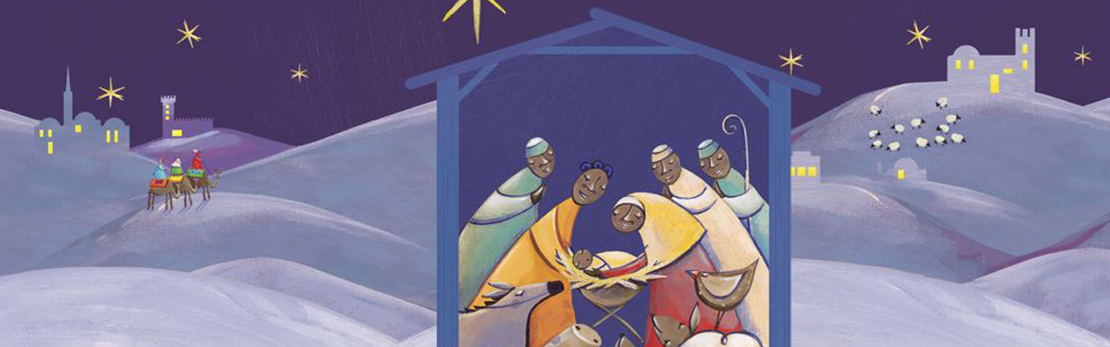 Advent calendar 2016 for young people