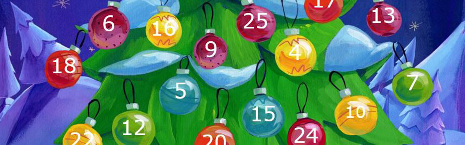 Young people's Advent calendar