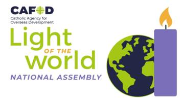 Join our Light of the world assembly on 10 December.