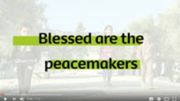 CAFOD Blessed are the Peacemakers film