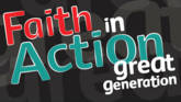 CYMFED Faith in Action Award Great Generation logo
