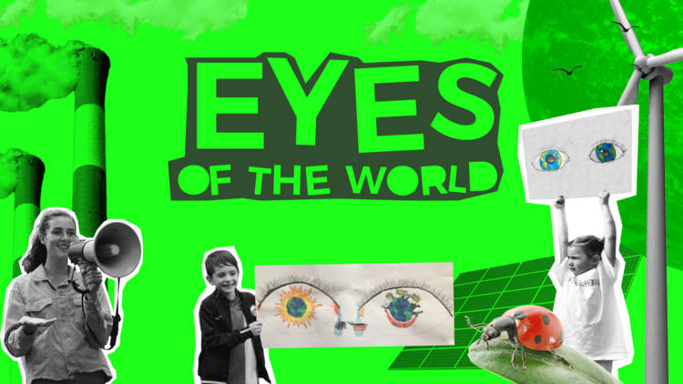 Join our Eyes of the World campaign