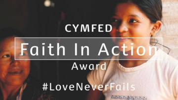 CAFOD's Faith in Action award - Love Never Fails reflections
