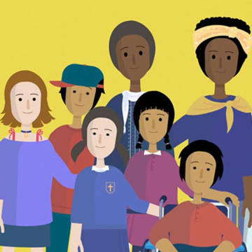 Watch CAFOD's animation about Pope Francis' letter, Fratelli Tutti.