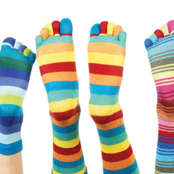 Brighten Up this Harvest by wearing some colourful socks
