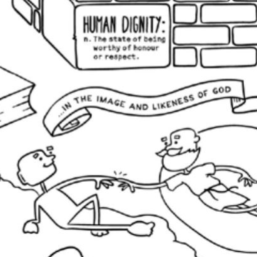 CAFOD's Human dignity animation