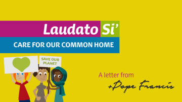 Laudato Si animation for young people