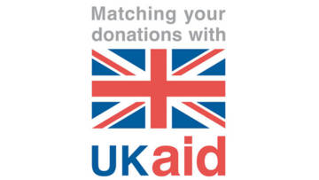 Please send us your CAFOD Lent donations to be doubled by the UK Government.