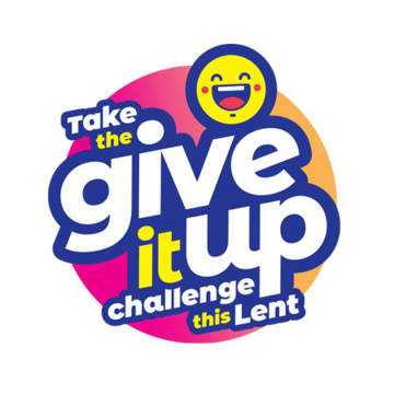 Take the Lent challenge