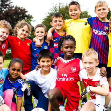 Get involved with fun football fundraising this Lent