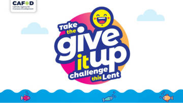 Use our Lent resources.