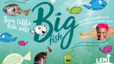 Turn little fish into Big fish this Lent with our learning and fundraising resources.