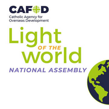 Join our Light of the world assembly in schools on 10 December