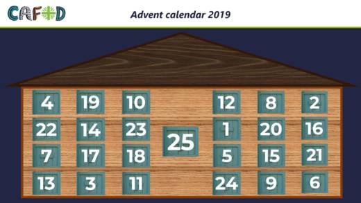 advent calendar for children cafod. Black Bedroom Furniture Sets. Home Design Ideas