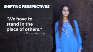Shifting perspectives, a CAFOD resource about the Holy Land for sixth form General RE.
