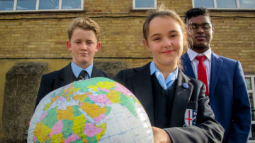 CAFOD's education resources for the new school year.