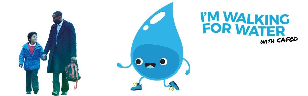 Join the water droplet trail