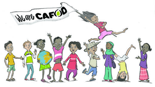 Image result for CAFOd Kidzzone logo