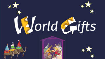 CAFOD's World Gifts primary assembly for 2019
