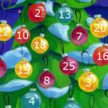 CAFOD's Advent calendar for young people