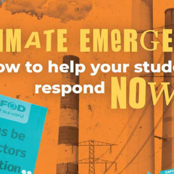 Join our climate campaign.