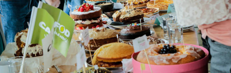 A bake-off or cake sale is a great fundraising idea for when you want to raise money for CAFOD!