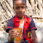 could provide life-saving water for a family for a year