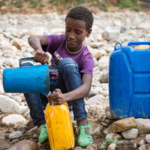 can buy water containers for two families