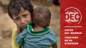 CAFOD joins DEC to respond to Rohingya crisis in Bangladesh