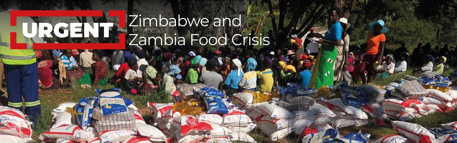 Donate to our Emergency Appeal for Zimbabwe and Zambia