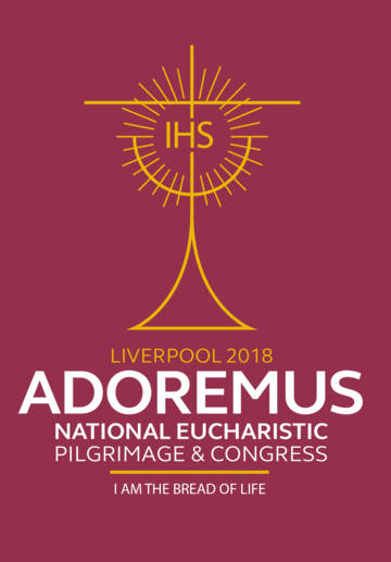logo of Adoremus, the National Eucharistic Pilgrimage and Congress