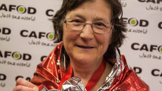 Rosemary- CAFOD supporter