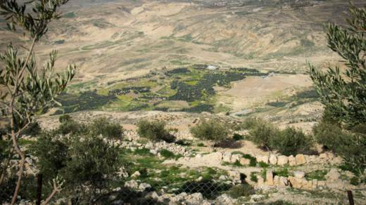 A view from the holy land CAFOD Lent reflection