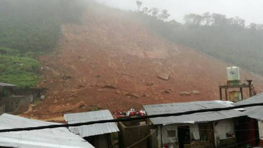 CAFOD partners are responding to landslides and flooding that have killed approximately 400 people in Freetown, Sierra Leone.