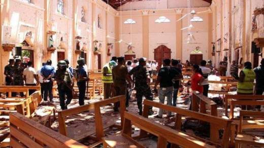 Following the bombing in Sri Lanka on Easter Sunday, CAFOD is supporting local aid experts on the ground.