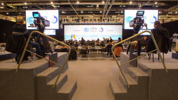 The annual UN climate talks, this year known as 'COP25', are taking place in Madrid