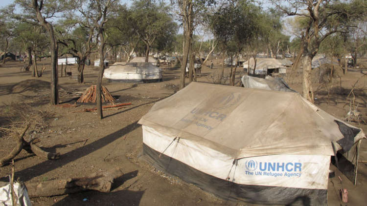 CAFOD is supporting thousands of refugees in Upper Nile state.