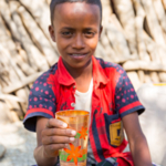 could help bring water to schools in a region