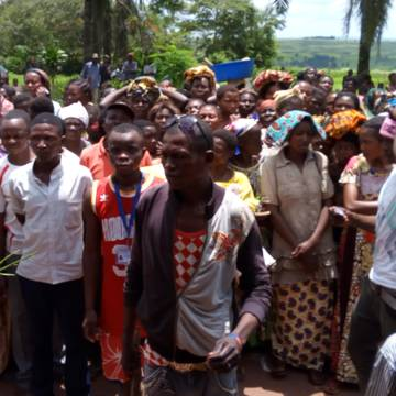 More than 1 million people are estimated to have been displaced by violence in the Kasai region of the Democratic Republic of Congo