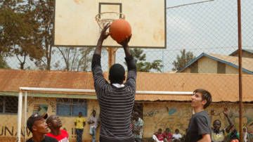 St Johns Sports Society Basketball