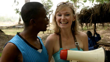 Claire CAFOD volunteer spent a month in Liberia with the CAFOD Step into the Gap programme.