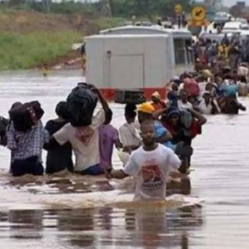 Cyclone Idai has caused huge devastation.