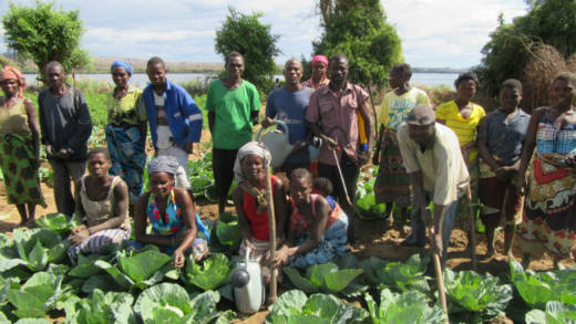 CAFOD supports the work of the Salesian Society in Tete, Mozambique, to improve the livelihoods of small-scale farming communities.